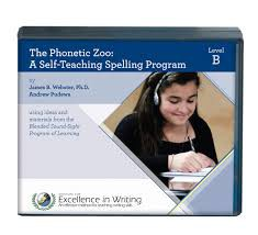 IEW The Phonetic Zoo Level B Audio CDs Only