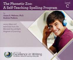 IEW The Phonetic Zoo Level C Audio CDs Only