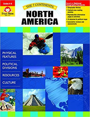 North America (The Seven Continents)  Evan-Moor