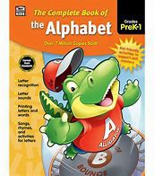 The Complete Book of the Alphabet Ages 3-7