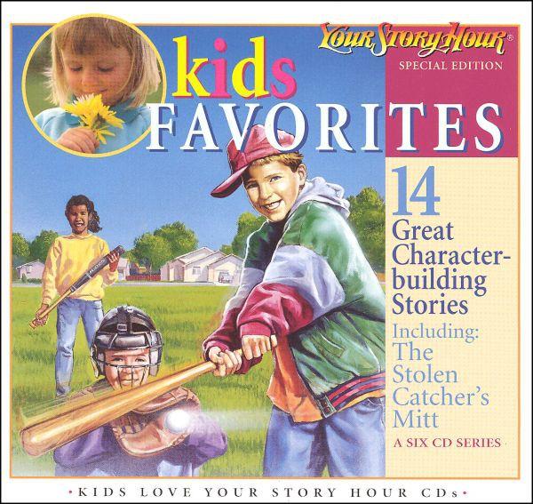 Kids Favorites CD Album