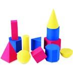 Geometric Solids Set.