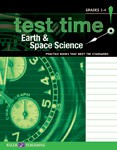 Test Time! Earth and Space Science, Grades 3-4
