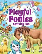 Dover Playful Ponies Activity Fun