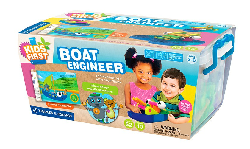 Boat Engineer