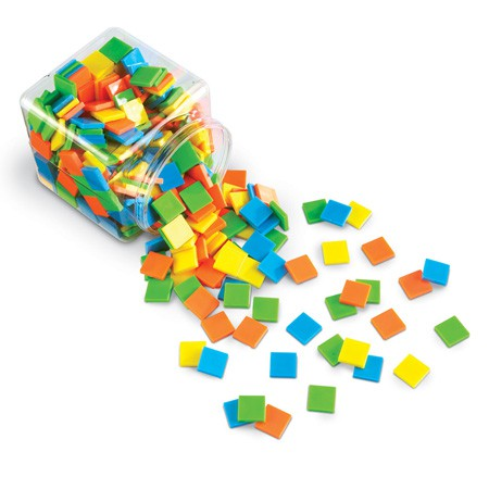 Brights!™ Color Tiles, Set of 400