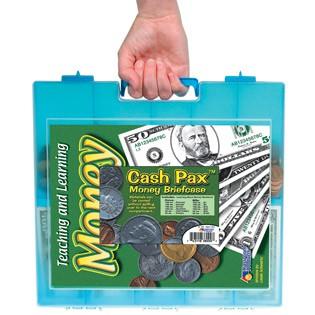Cash Pax® Money Briefcase