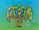 Rainforest Critters Coloring Book - Earth Art International