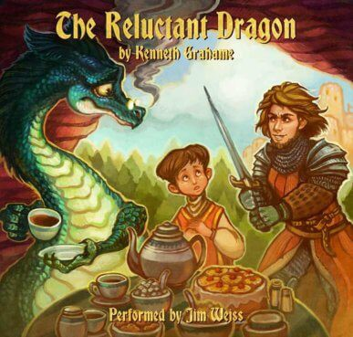 The Relunctant Dragon CD - Well Trained Mind
