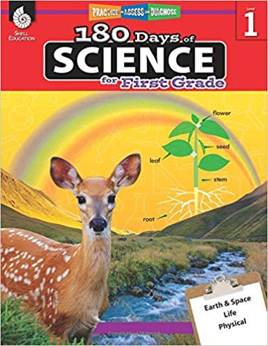 180 Days of Science for First Grade - Teacher Created Materials