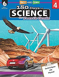 180 Days of Science for Fourth Grade - Teacher Created Materials
