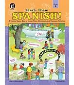 Teach Them Spanish! Grade K