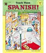 Teach Them Spanish! Grade 5