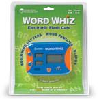 Word Whiz Electronic Flash Card™