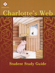 Charlotte's Web Literature Guide Student Edition