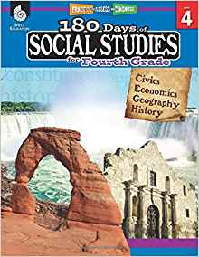 180 Days of Social Studies for Fourth Grade - Teacher Created Materials