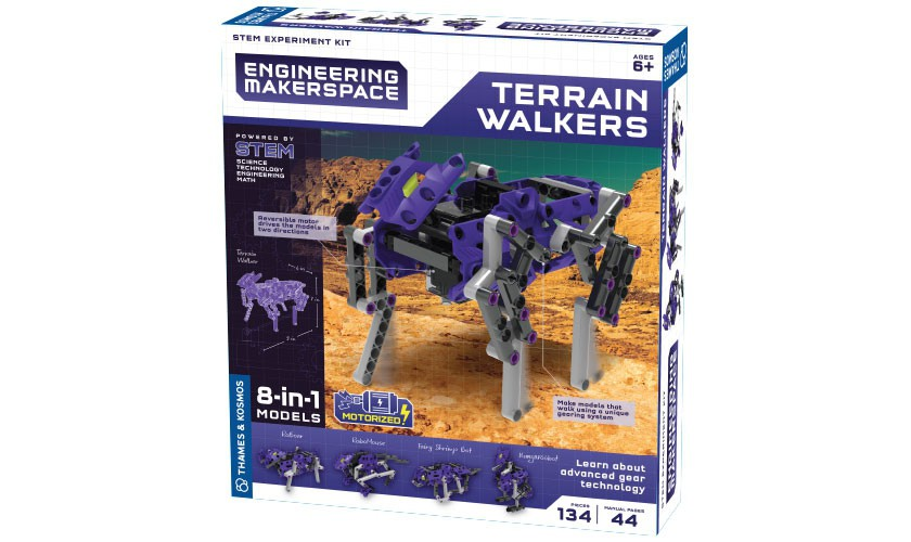 Terrain Walkers STEM Kit