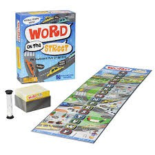 Word on the Street® Board Game