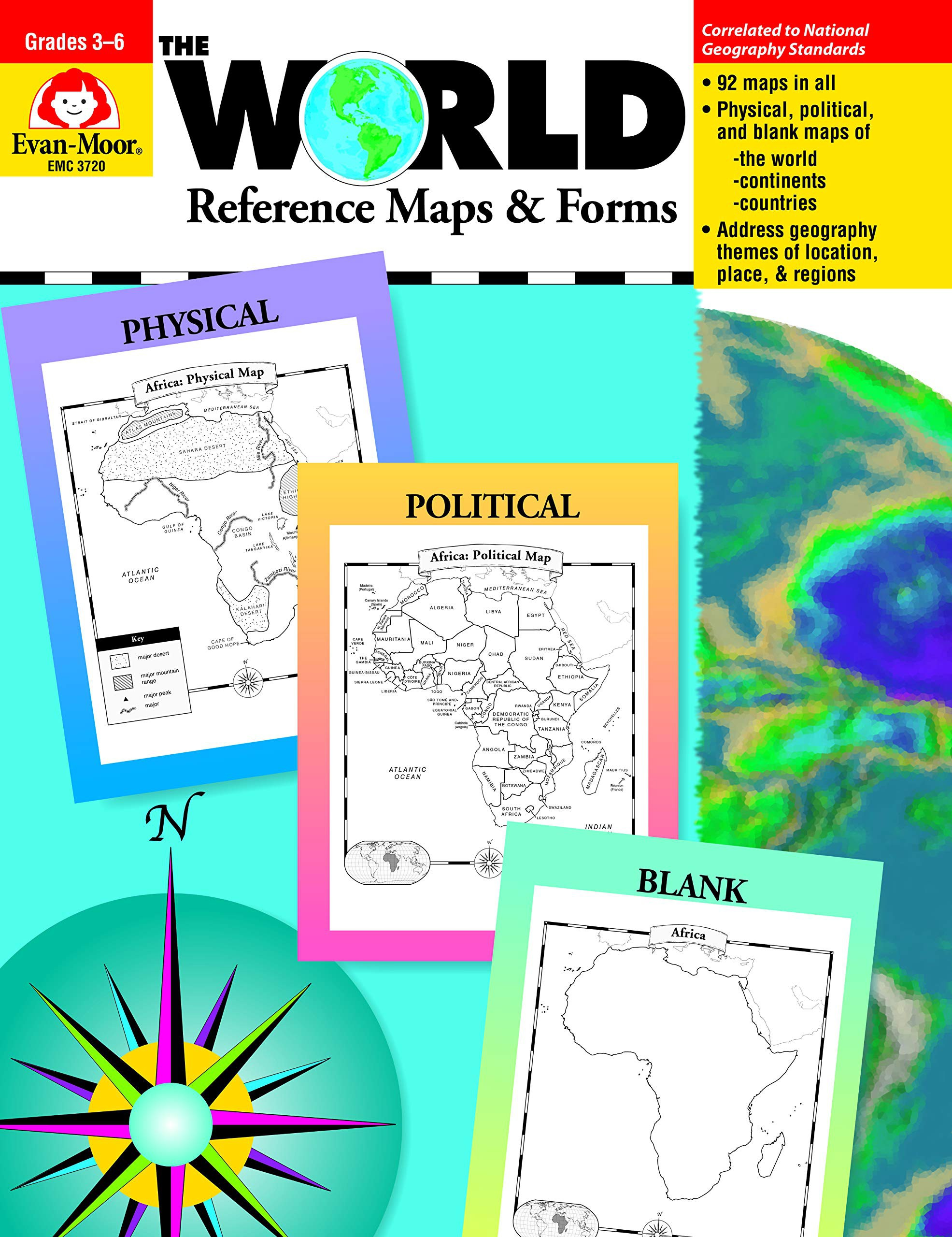 A Brighter Child - The World Reference & Map Forms (World ...