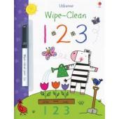 Usborne Wipe-Clean 123