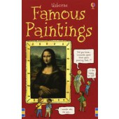 Famous Paintings-Usborne Activity Cards