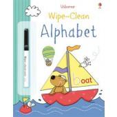 Usborne Wipe-Clean Alphabet