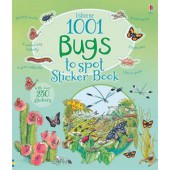 Usborne   1001 Bugs to Spot Sticker Book