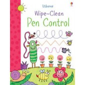 Usborne Wipe-Clean Pen Control
