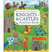 Little Children's Knights & Castles Activity Book