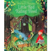 Usborne Peek Inside a Fairy Tale: Little Red Riding Hood