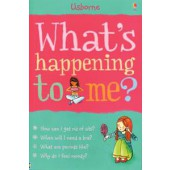 Usborne What's Happening to Me? (Girls Edition)
