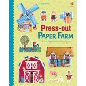 Usborne Press-Out Paper Farm
