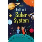 Usborne Fold-Out Solar System (IR)