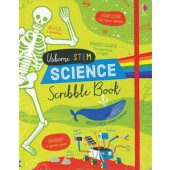 Usborne Science Scribble Book