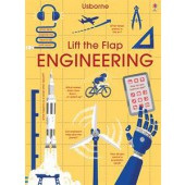 Usborne  Lift-the-Flap Engineering (IR)