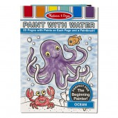Ocean Paint with Water Kids' Art Pad - Melissa and Doug