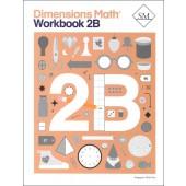 Dimensions Math Workbook 2B - Singapore Math