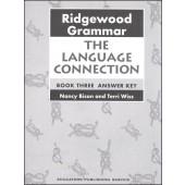 Ridgewood Grammar Book 3 Answer Key