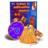 Wrap-Ups 10 Days to Subtraction Mastery Kit