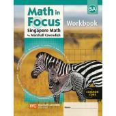 Math in Focus 5A Workbook