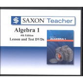 Saxon Algebra 1 4th Edition Teacher CD-ROMs