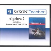 Saxon Algebra 2 4th Edition Teacher CD-ROMs