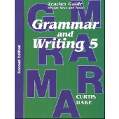 Saxon Grammar & Writing Grade 5 Teacher Packet, 2nd Edition
