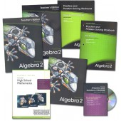 Prentice Hall High School Mathematics Algebra 2 Homeschool Bundle (2011 Edition)