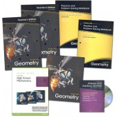 Prentice Hall High School Mathematics Geometry Homeschool Bundle (2011 Edition)