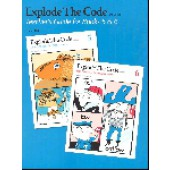 Explode the Code Teacher Guide and Answer Key for Books 5-6  (2nd Edition)