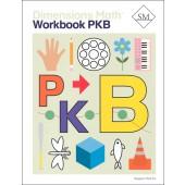 Dimensions Math Workbook Pre-KB - Singapore Math
