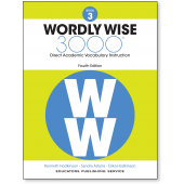 Wordly Wise 3000® 4th Edition Student Book 3