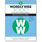 Wordly Wise 3000® 4th Edition Teacher's Resource Book 2