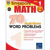 Singapore Word Problems Level 1